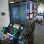 U.S. Army to auction arcade game used for recruiting
