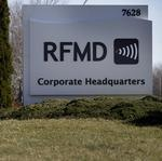 Filing: RF Micro had competition for TriQuint deal