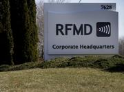 RF Micro Devices Inc., of Greensboro, N.C. and TriQuint announced their deal in February.