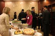 Holland & Knight hosted a cocktail reception Feb. 20.