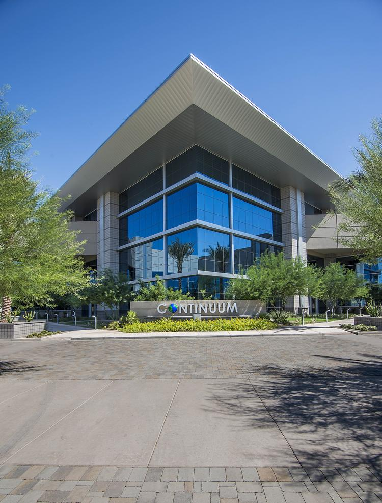 Continuum, a 152-acre stretch of land in Chandler that once served as the Motorola campus, sold today for $51.75 million.