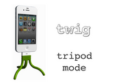 8) Twig: $168,020 - 336% of goal  Funded July 27, 2012 on Kickstarter in the product design category.  A versatile iPhone charger and stand.