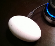 7) SHRU - The intelligent cat companion: $170,779 - 1,138% of goal  Funded Jan. 25, 2014 on Kickstarter in the hardware category.  A cat toy that mimics and responds like a living animal.