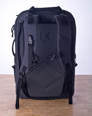2) Minaal carry-on bag: $341,393 - 1,137% of goal  Funded Oct. 17, 2013 on Kickstarter in the product design category.  A backpack that packs like a suitcase.