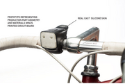 16) Orp Smart Horn: $110,090 - 122% of goal  Funded Feb. 11, 2013 on Kickstarter in the product design category.  An integrated bicycle light and horn.