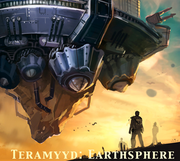 """12) Teramyyd: Earthsphere: $139,243 - 696% of goal  Funded May 13, 2013 on Kickstarter in the tabletop games category.  """"An epic steampunk/fantasy/monster-fighting game of aeronautical questing!"""""""