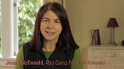 19) App Camp for Girls: $106,328 - 213% of goal  Funded Jul. 16, 2013 on IndieGoGo in the education category.  A camp for girls aged 12-14 to address the gender imbalance among software developers.