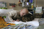 Meet the dogs and cats that help heal sick Portland kids (Photos)