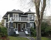 The Canlises' 3,000-square-foot home was built in 1908.