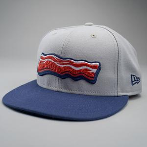 The IronPigs will wear this cap on Saturdays in 2014.