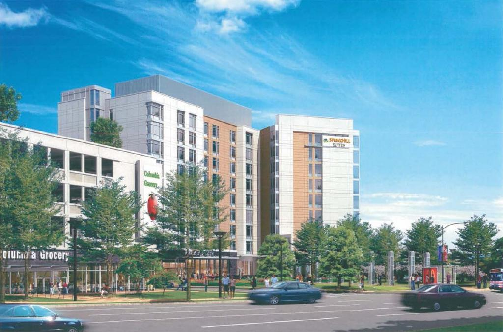 big brookland hotel project gets two year reprieve developers