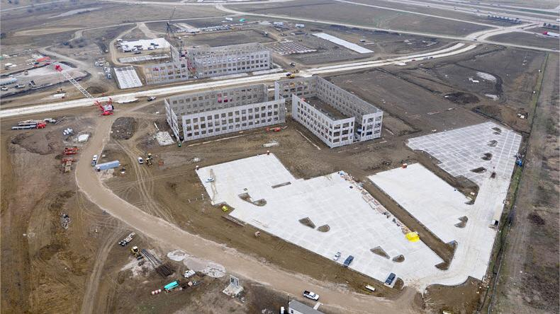 Toyota group spinoff to bring new global headquarters 150 for Toyota motor north america inc plano texas