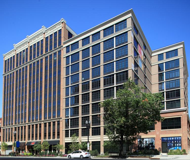 Triangle Place Apartments: WRIT Buys Mount Vernon Triangle Apartments As Part Of