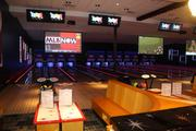Kings Bowl sports 22 bowling lanes all equipped with hi-definition TVs.