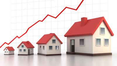 Charlotte-area home prices increased 7.2 percent in January from the same time last year, according to Standard & Poor's Case-Shiller Home Price Index.