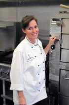 Sherry Stolfo, The Chef's Academy