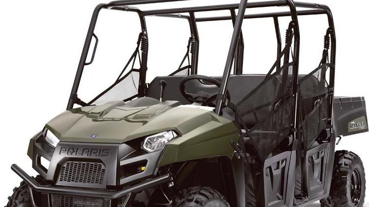 Polaris Industries Inc. is expanding its engine assembly operation in Osceola to make the Polaris ProStar engine platform used in the company's all-terrain vehicles.