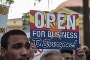Local businesses are nearly unanimous is opposing the bill.