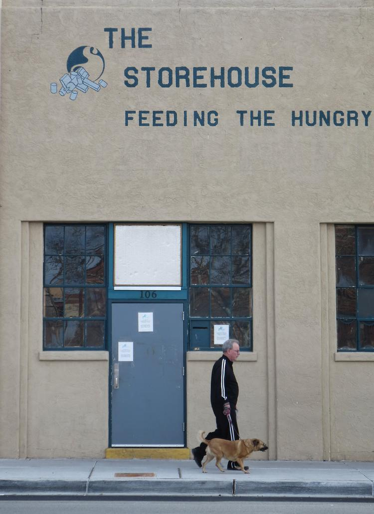 The Storehouse will be relocating its operations and leaving Albuquerque's East Downtown.