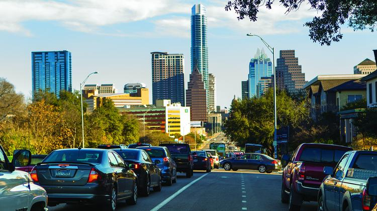 The Carma Carpooling app matches Austin drivers and riders and enables them to set up carpools and share the cost of driving through in-app payments.