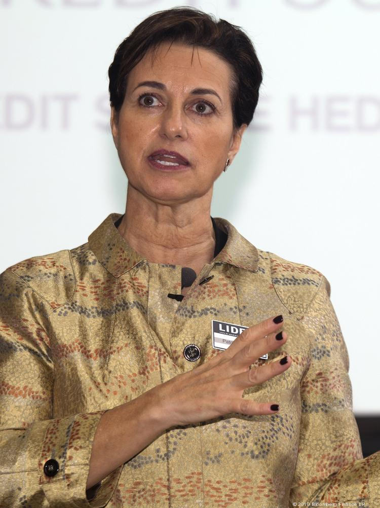 Patricia Woertz, chief executive officer of Archer Daniels Midland, is giving up the role of president.