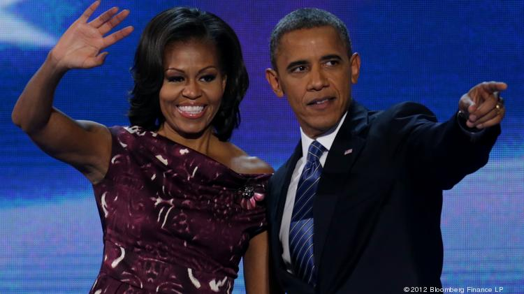 First Lady Michelle Obama spoke in Orlando on July 1.