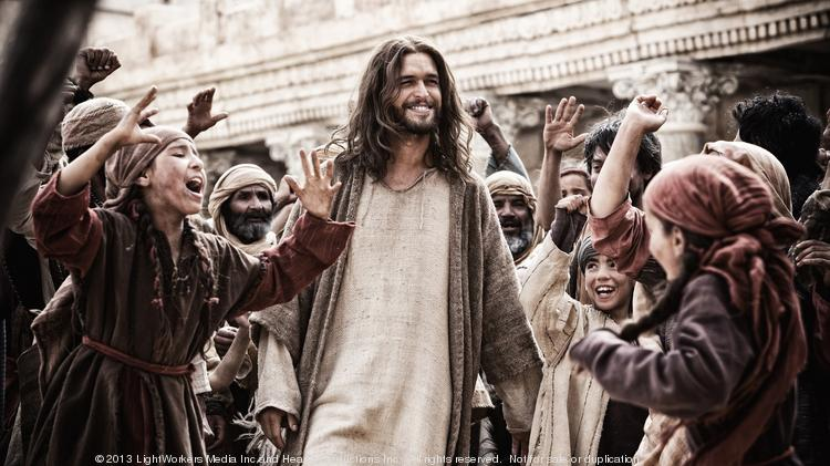 "Produced by husband-and-wife Mark Burnett and Roma Downey, the 138-minute ""Son of God"" is an adaptation of their hit series ""The Bible"" encompassing the life of Jesus Christ."