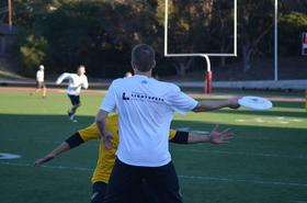 Lightspeed Ventures has signed on as title sponsor of the San Jose Spiders, a new professional Ultimate Frisbee team.
