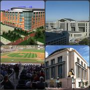 2000: The Better Jacksonville Plan funded Veterans Memorial Arena, the new Duval County Courthouse, the Main Library and Baseball Grounds of Jacksonville