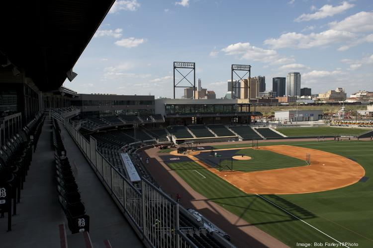 Regions Field was so popular in 2013 that it helped the Birmingham Barons to the largest attendance gain of any club in the minor league.