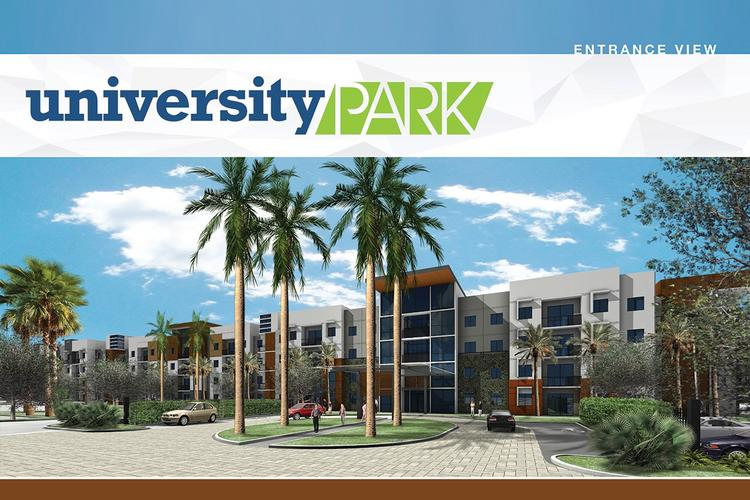The University Park student housing project will have wireless internet access throughout the property.