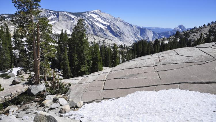 California's continuing drought means the final snowpack reading came up far short, at 18 percent of average for May 1. That's a drop of nearly half from the reading on April 1.