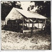 In 1913, some of the treatment took place in a tent at the Dallas Baby Camp.