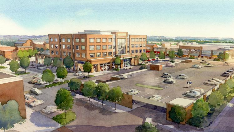 Greenberg Gibbons Commercial Corp.'s Foundry Row project in Owings Mills is already leasing well even though the former Solo Cup Co. plant it is replacing was only recently demolished.