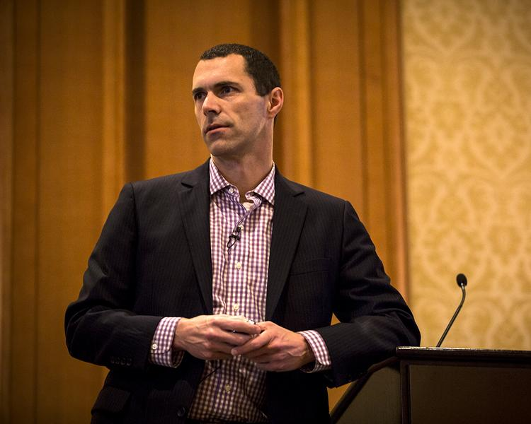 Jay Parker heads Lenovo's North American operations.