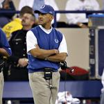 Tony <strong>Dungy</strong> among NFL analysts avoiding the R word