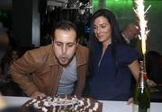 It was a birthday extravaganza. Nightlife veteran Antonis Karagounis celebrated his birthday with friends and colleagues at Barcode on Feb. 22. Guests enjoyed a complimentary brunch buffet, including an omelet station and waffle corner.