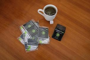 CogniTea aims to compete with coffee and energy drinks such as Red Bull, and has raised more than $11,000 on Indiegogo to date.