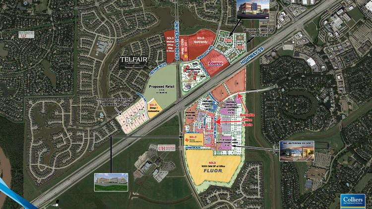 Newland Communities is selling about 90 acres of land in Sugar Land.