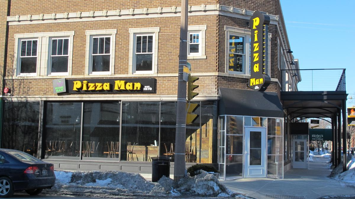 Second Pizza Man Location To Open At Mayfair Milwaukee Business Journal