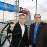 TransCanada CEO touts Keystone pipeline completion in Texas