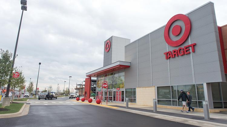 The Shops at Canton Crossing, which includes a Target store, won three awards Thursday at a NAIOP Maryland gala.