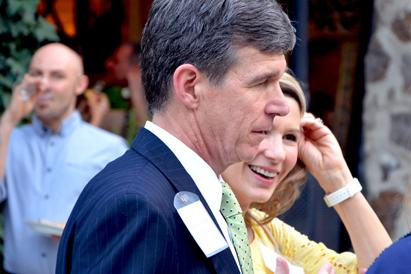NC Attorney General Roy Cooper announced a Medicaid fraud settlement on Friday.