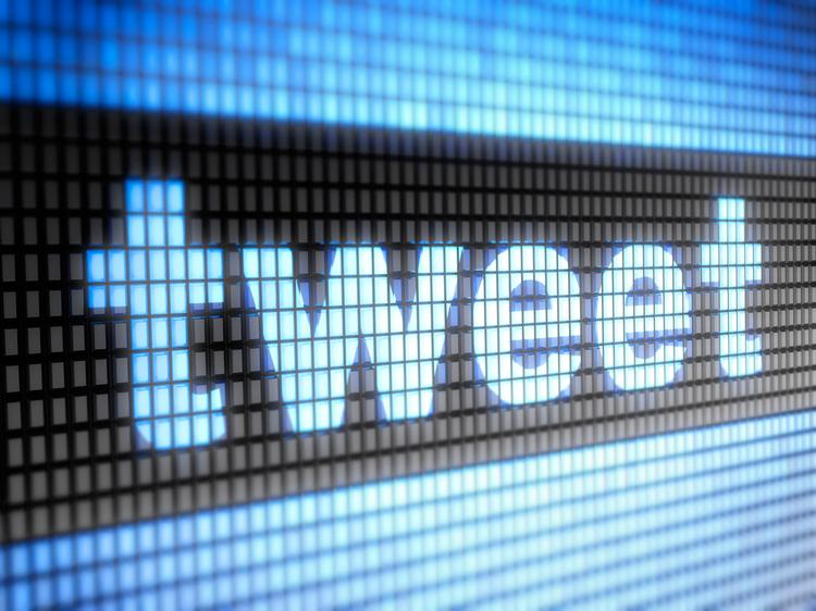 Multiple incidents this year point out the importance of social media on financial markets