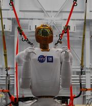 JSC is in charge of developing Robonaut, a humanoid robot designed to help astronauts in space.