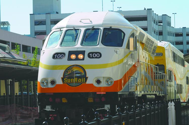 SunRail begins operation on May 1.