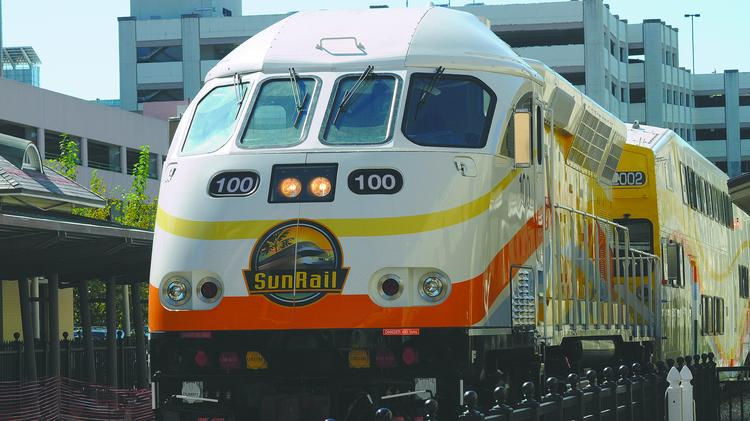 Four SunRail stations are discussing shuttle service to connect to major job centers.