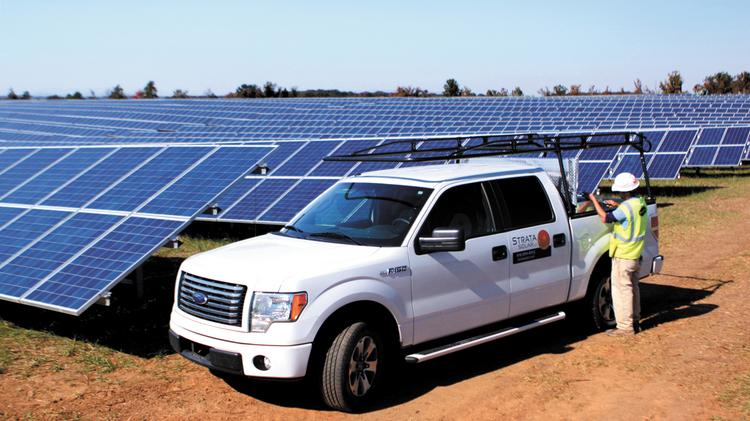 Strata Solar is one developer that stands to benefit from Duke's RFP strategy.