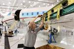 The Business Journal on WFDD: Triad hangar space feels squeeze