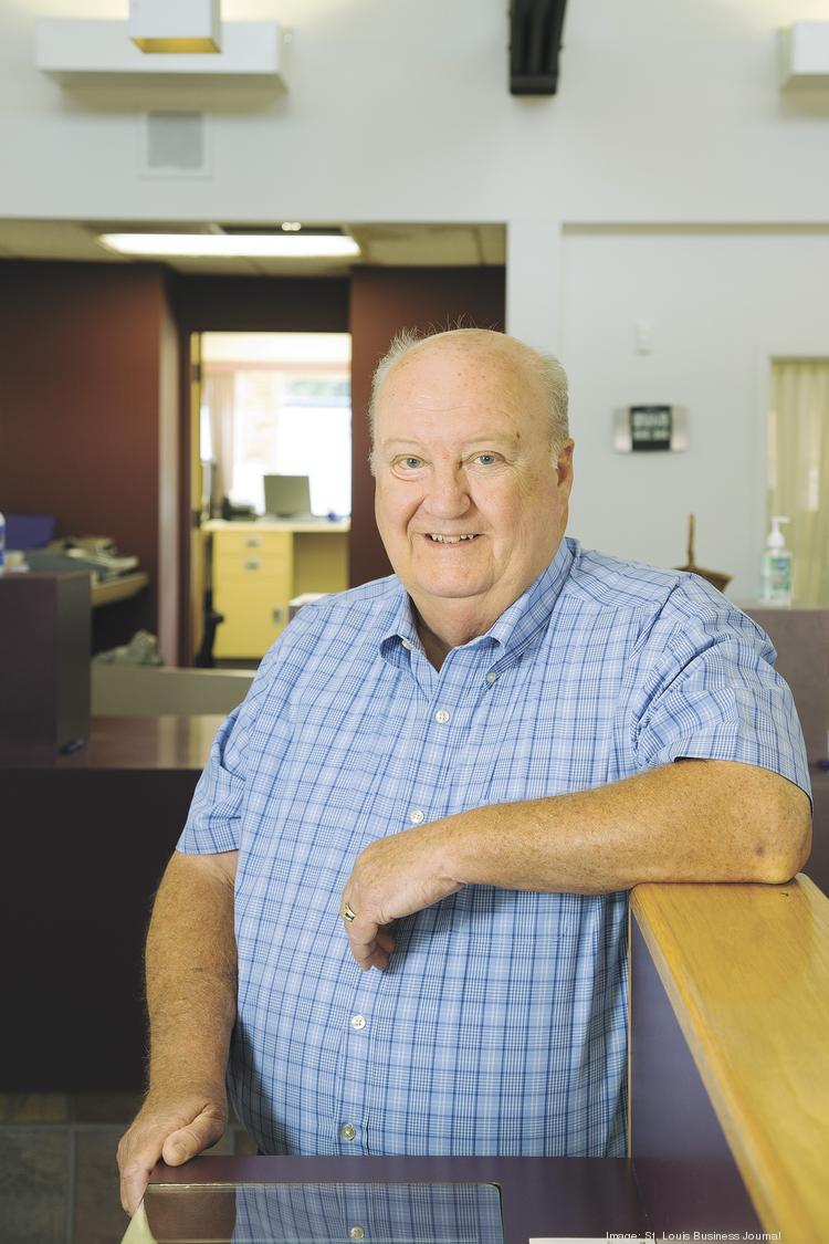 """""""There are too many 'pot' holes."""" - Bob stroh, Chairman of Tempo Bank in Trenton, Ill."""
